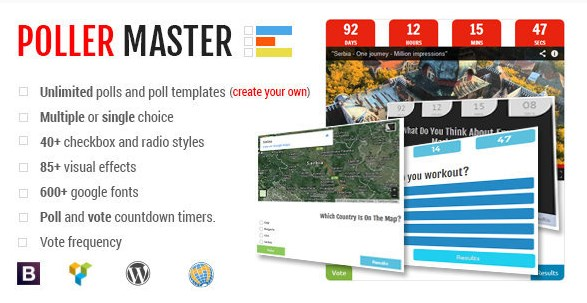 Poller Master - Ultimate WP Polling System