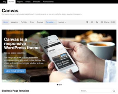 Canvas-WordPress-Theme-422×338