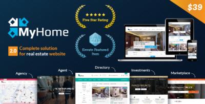 MyHome-Real-Estate-WordPress-Theme