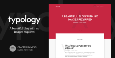 Typology-Text-Based-Minimal-WordPress-Blog-Theme