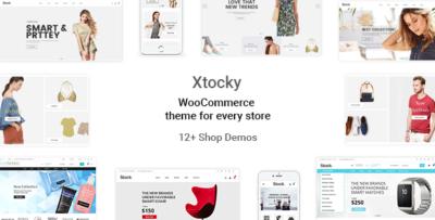 Xtocky-WooCommerce-Responsive-Theme
