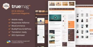 Truemag-WordPress-Theme-Free